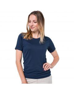Koszulka damska MOUNTAIN TECH T W dark indigo