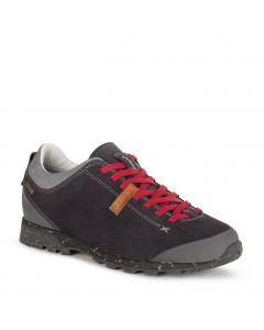 Damskie buty turystyczne AKU Bellamont III Suede GTX anthracite/red