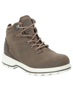 Buty na wędrówki JACK RIDE TEXAPORE MID W sand / off-white