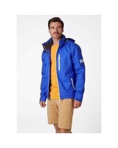 Kurtka żeglarska Helly Hansen Crew Hooded Jacket royal blue
