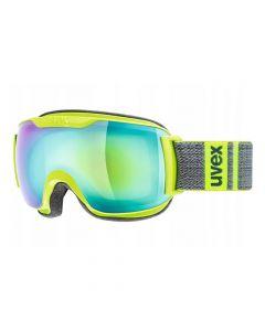 Gogle narciarskie UVEX DOWNHILL 2000 S FM lime-grey
