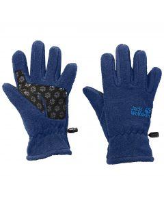 Rękawice FLEECE GLOVE KIDS royal blue