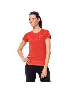 Damski T-shirt SKY RANGE T W orange coral