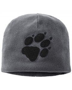 Czapka polarowa PAW HAT grey heather