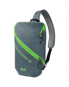 Plecak miejski ECOLOADER 12 BAG storm grey