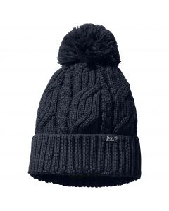 Czapka STORMLOCK POMPOM BEANIE night blue