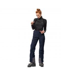 Spodnie EXOLIGHT SLOPE PANTS WOMEN midnight blue
