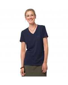 Koszulka damska CROSSTRAIL T WOMEN midnight blue