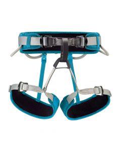 Damska uprząż wspinaczkowa Petzl CORAX C051CA0 turquoise