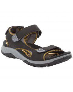 Sandały trekkingowe męskie ROCKY PATH SANDAL M black / burly yellow XT