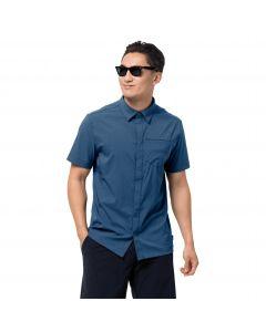 Koszula męska JWP SHIRT M indigo blue