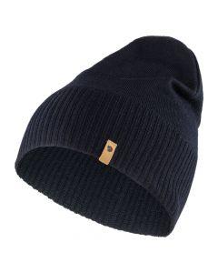 Czapka Fjallraven Merino Lite Hat dark navy