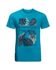 Koszulka PALM COVE T M blue reef