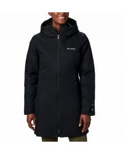 Płaszcz damski Columbia Autumn Rise Mid Jacket black