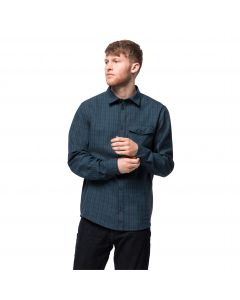 Koszula męska ISLAND PEAK SHIRT M night blue checks