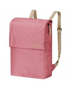 Plecak na notebooka LYNN PACK rose dots