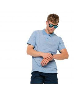 Koszulka męska PIQUE POLO MEN cool water