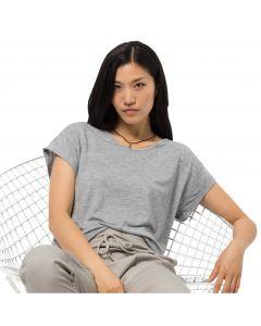 Koszulka damska CORAL COAST T W light grey