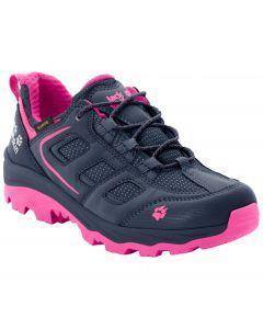 Buty turystyczne dziecięce VOJO TEXAPORE LOW K Blue / Pink