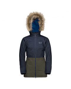 Kurtka zimowa dziecięca BANDAI JACKET KIDS night blue