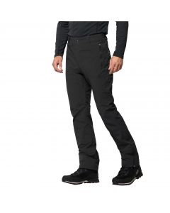Męskie spodnie softhellowe ACTIVATE SKY XT PANTS M black