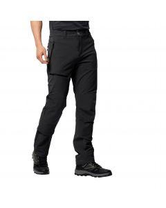 Spodnie męskie ROCK TREK PANTS M black