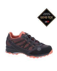 Damskie buty trekkingowe Hanwag BELORADO II LOW LADY GTX asphalt/orink