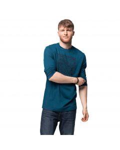 Koszulka z długim rękawem OCEAN LONGSLEEVE M dark cobalt