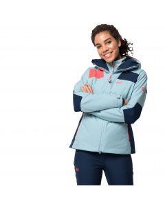 Kurtka narciarska damska MONTEROSA JACKET W frosted blue