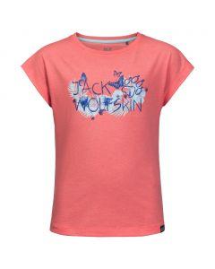 Dziewczęca koszulka BRAND T GIRLS sugar coral