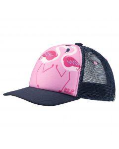 Czapka dziecięca ANIMAL MESH CAP KIDS lilac