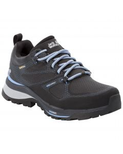 Buty w góry damskie FORCE STRIKER TEXAPORE LOW W black / blue