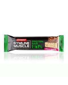 Baton proteinowy Enervit Gymline Muscle Protein Bar 27% orzech/karmel