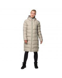 Płaszcz puchowy damski CRYSTAL PALACE COAT dusty grey
