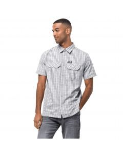 Koszulka THOMPSON SHIRT MEN white rush checks