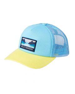Czapka Helly Hansen Trucker Cap glacier blue