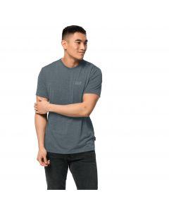 Męski T-shirt JWP T M storm grey