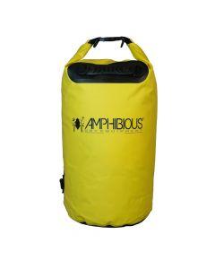 Worek wodoszczelny Amphibious Tube 20 L żółty