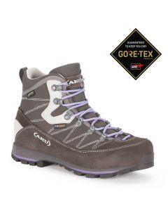 Damskie buty AKU Trekker Lite III GTX grey/lilac