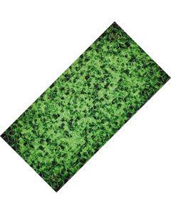 Chusta wielofunkcyjna 4fun MULTIFUNCTIONAL SCARF 8in1 brick green