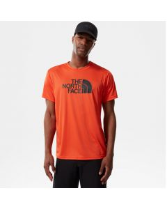 T-shirt The North Face Reaxion Easy Tee flame