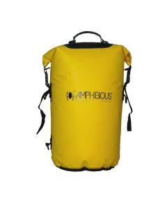 Worek wodoszczelny Amphibious Tube 40 L żółty