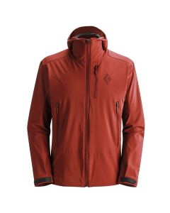 Kurtka softshell DAWN PATROL SHELL MEN rust