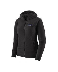 Damska kurtka ocieplana Patagonia Nano-Air Hoody black