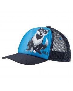 Czapka dziecięca ANIMAL MESH CAP KIDS sky blue