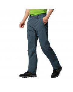 Spodnie softshell męskie CHILLY TRACK XT PANTS MEN Orion Blue