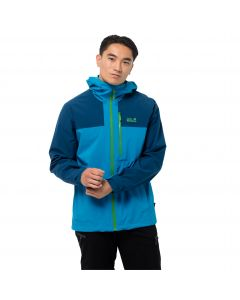 Kurtka górska GO HIKE JACKET M blue jewel
