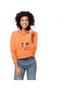 Bluza damska 365 HIDEAWAY HOODY W paradise orange