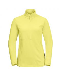 Bluza polarowa damska ECHO WOMEN lemon