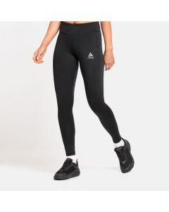 Damskie legginsy do biegania Odlo Essentials Soft Tights black
